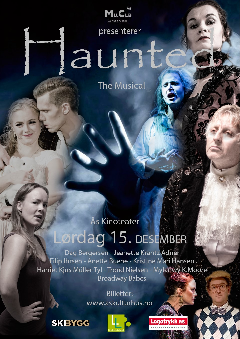 Haunted The Musical 2018
